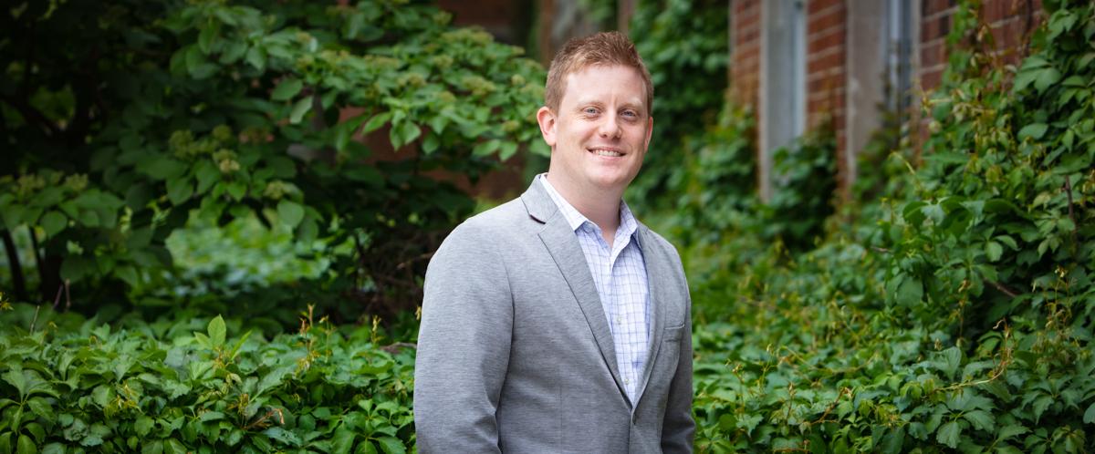 Portrait of Dr. Andrew Gadsden