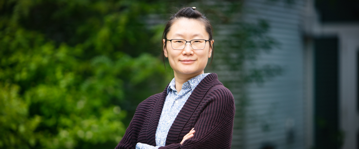 Portrait of Dr. Emily Chiang