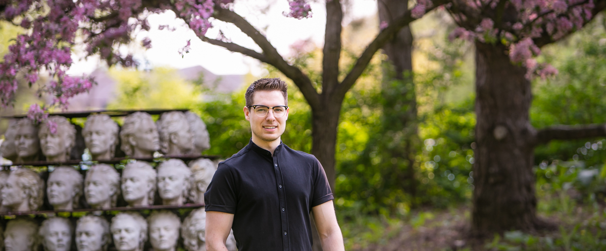 MSc Organic Chemistry at the University of Guelph graduate student Scott Sammons