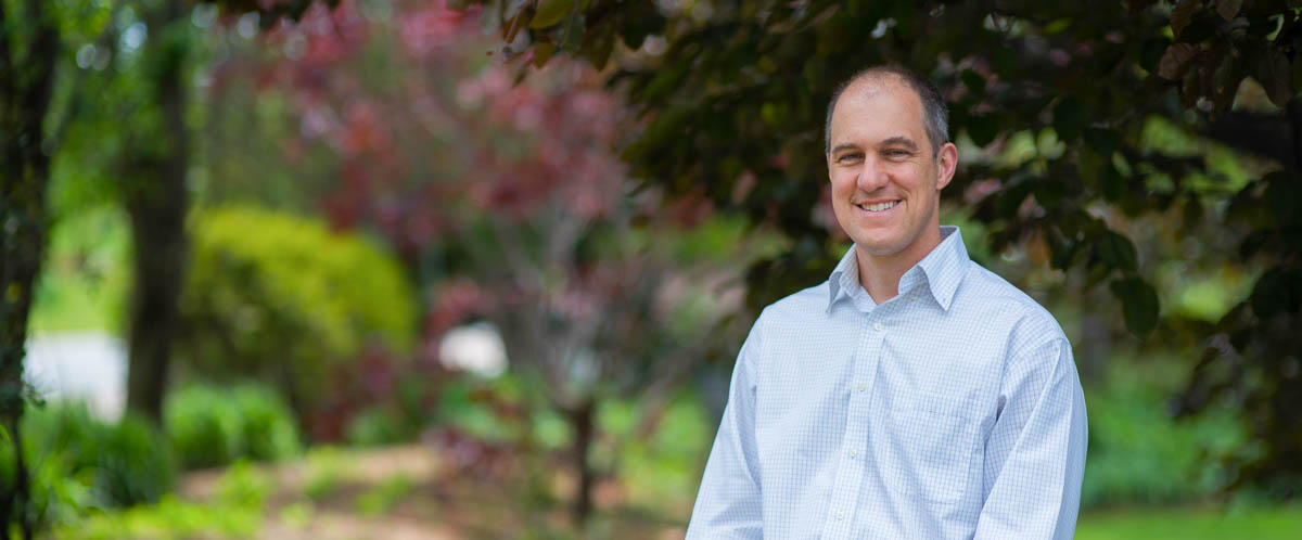 Portrait of Dr. W. David Lubitz