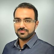 Portrait of Professor Ali Dehghantanha