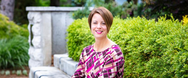 Portrait of Andrea Buccholz