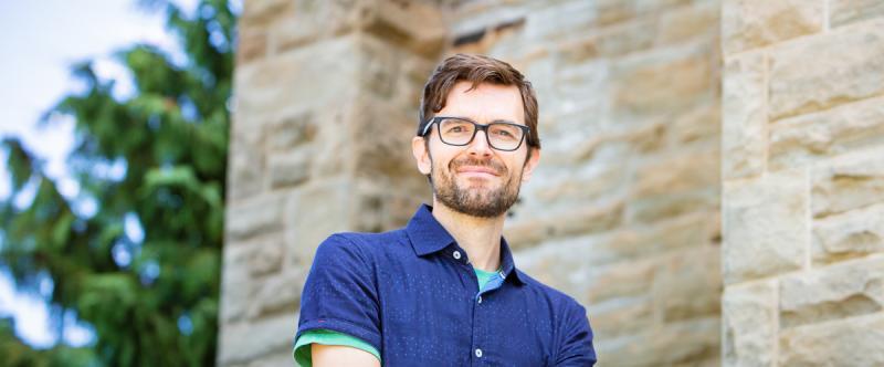 Portrait of Brendan Stewart