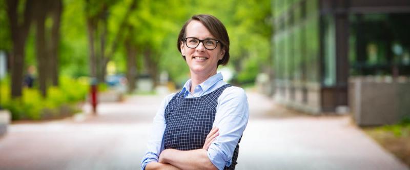 Portrait of Dr. Jennifer Silver