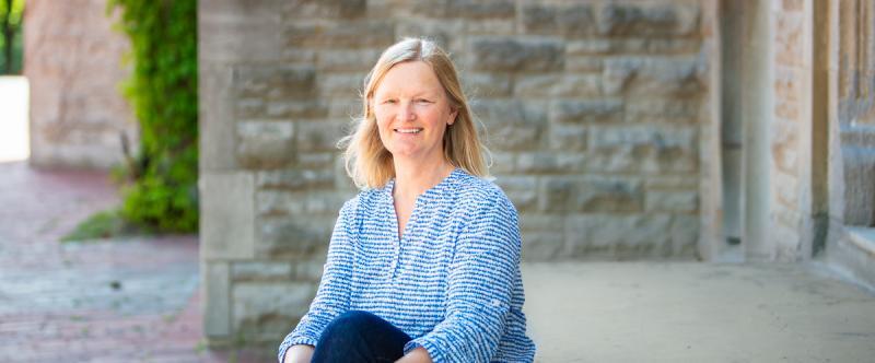 Portrait of Karen Landman