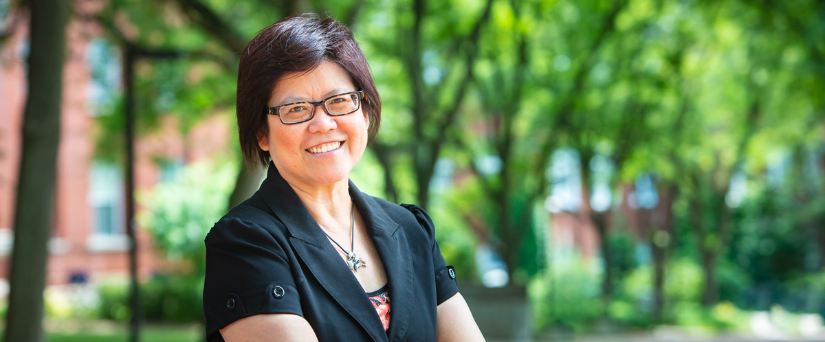 Headshot of May Aung
