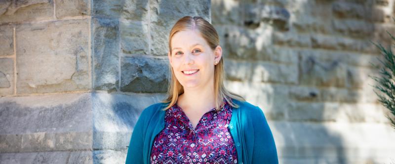 Portrait of Dr. Roberta Hawkins