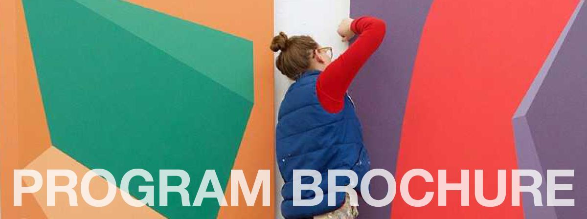 Studio Art MFA at U of Guelph - link to program brochure