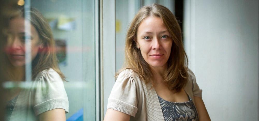Professor Amanda Boetzkes