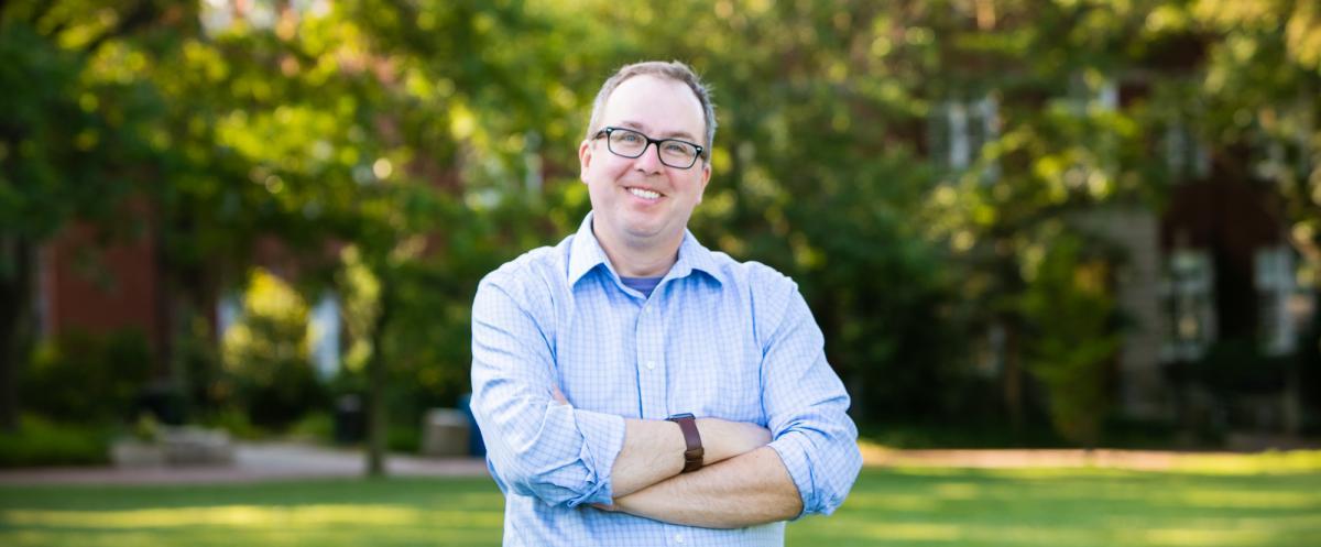 University of Guelph Philosophy Professor Andrew Bailey