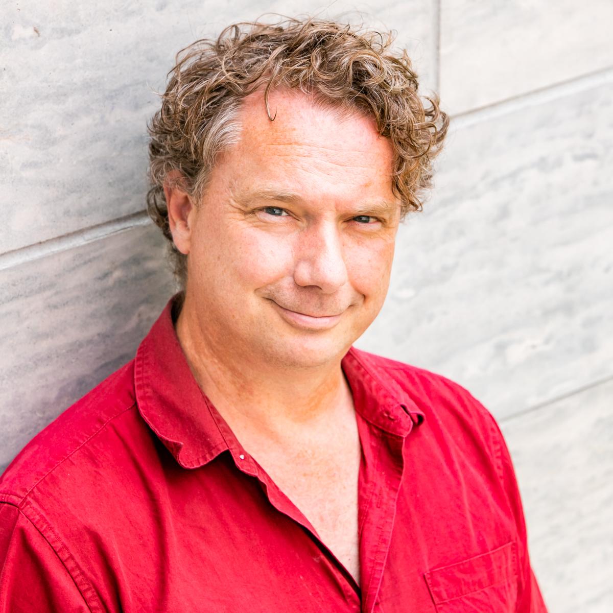 University of Guelph Biotechnology Professor Andrew Hamilton-Wright