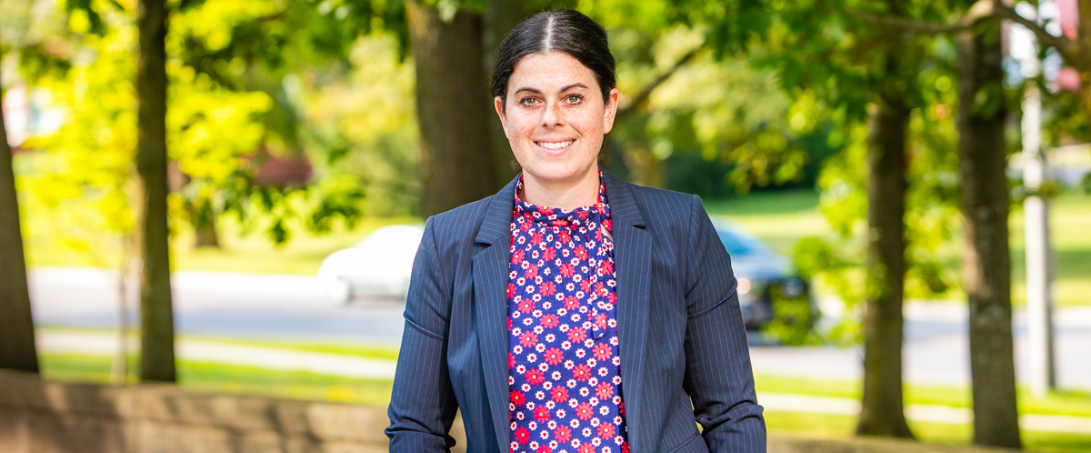 Charlotte Winder, University of Guelph Professor of Population Medicine