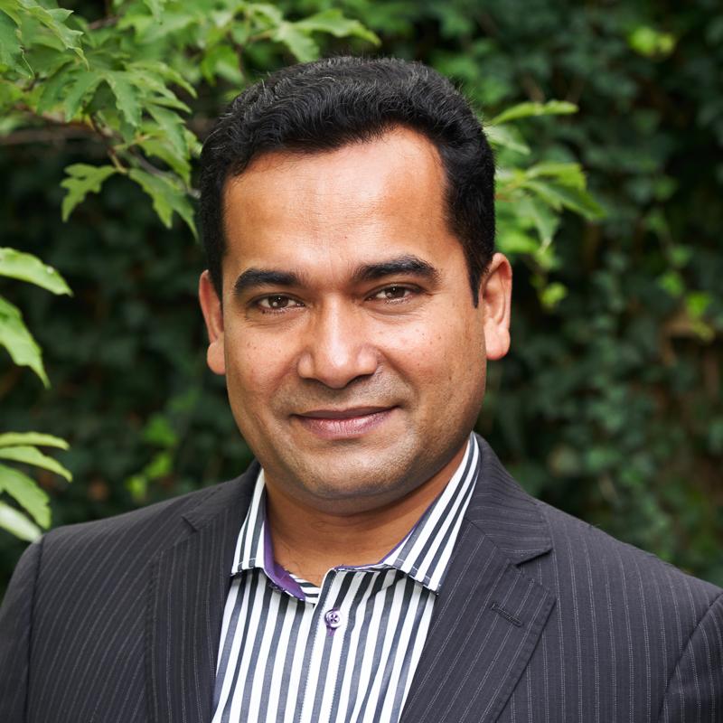 Headshot of Ataharul Chowdhury