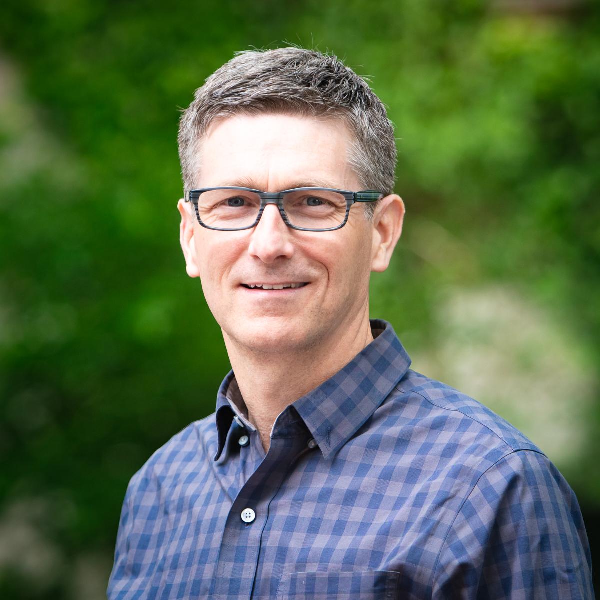 Portrait of Derek Haley