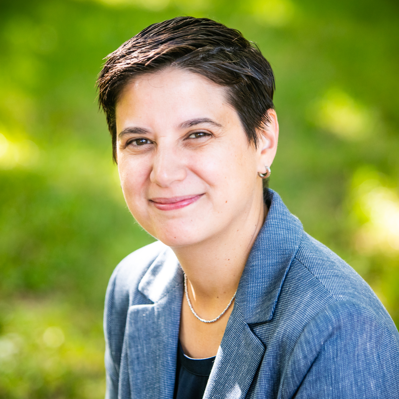 Professor Giannina Descalzi at the University of Guelph