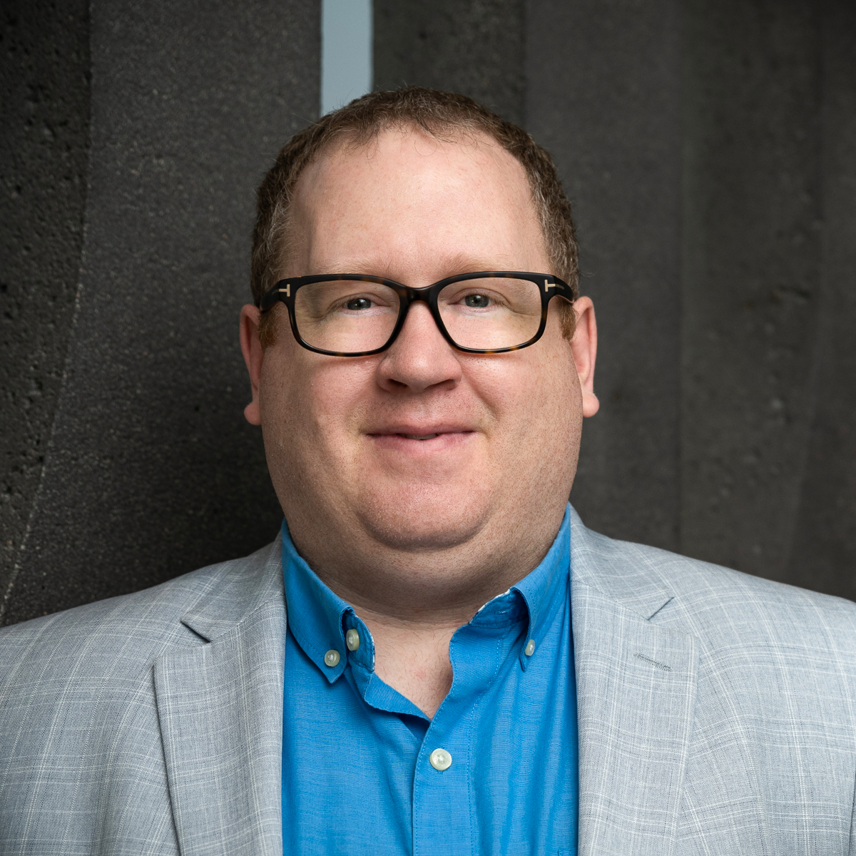 University of Guelph professor Ryan Gibson