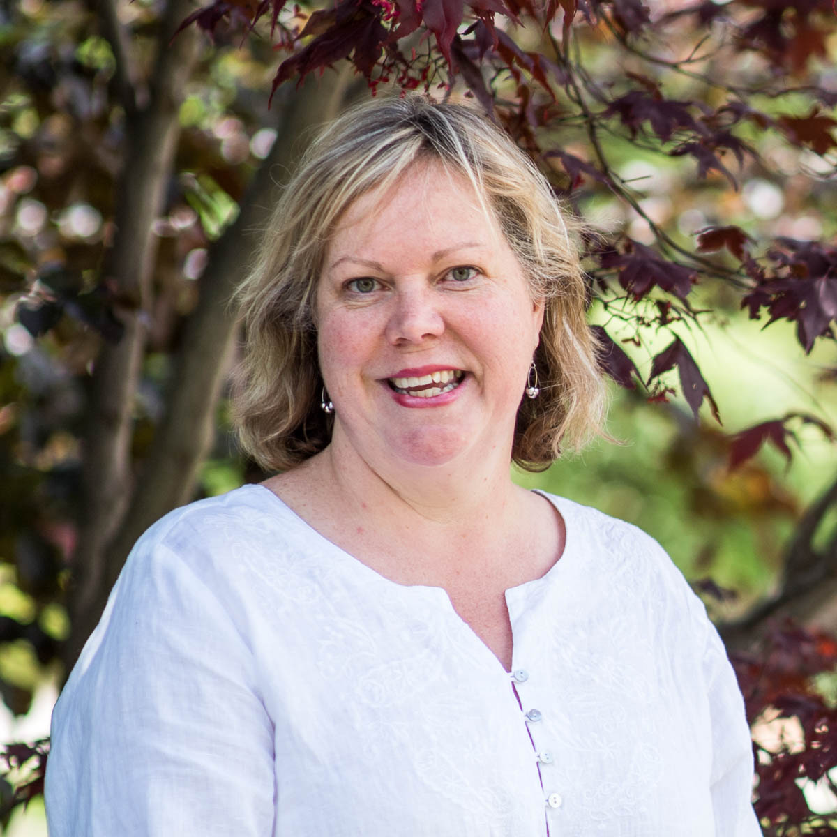 Portrait of Dr. Helen Hambly
