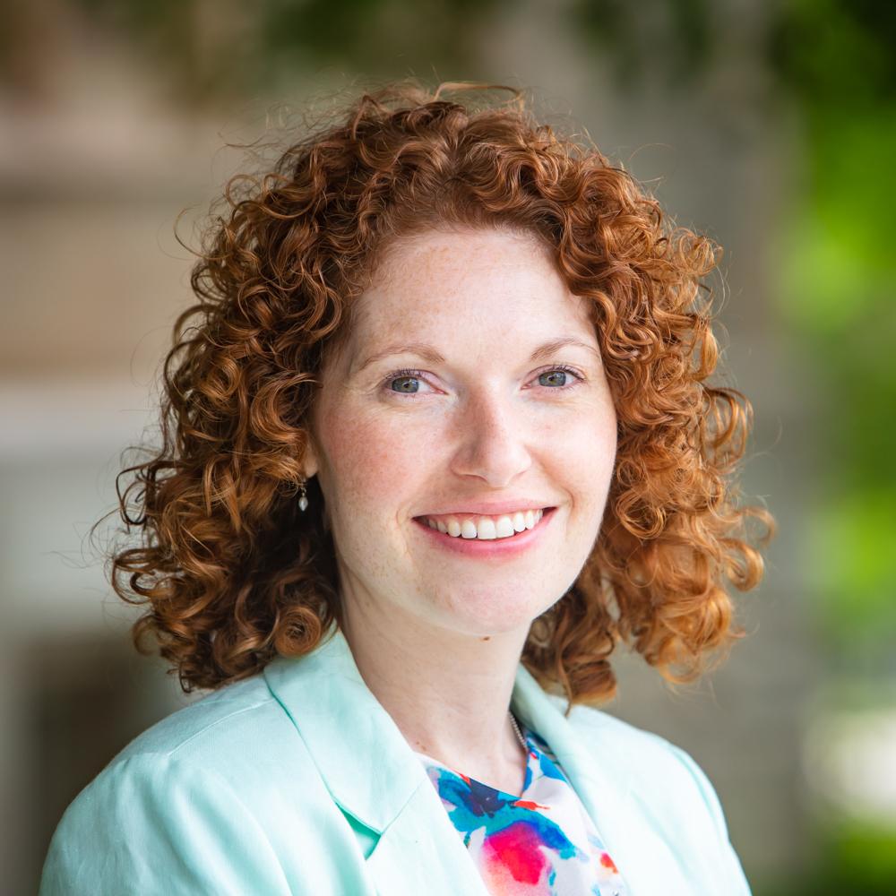 Portrait of Jennifer Geddes-McAlister