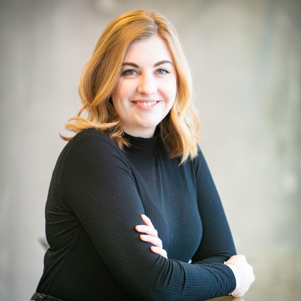 Portrait of graduate student Laura Austin