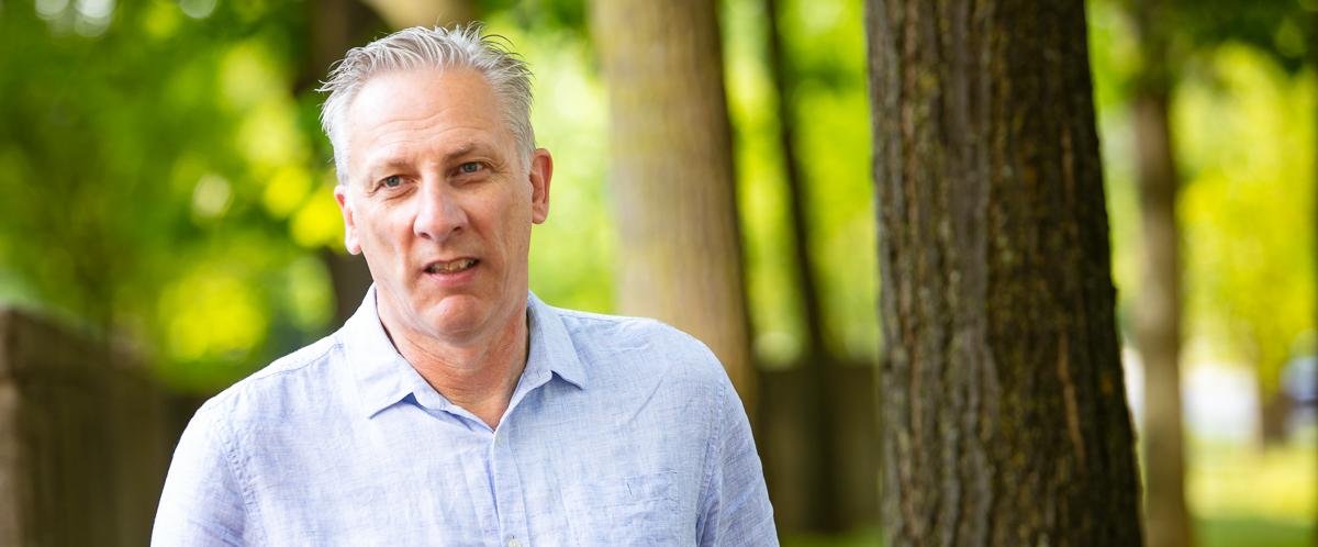 Martin Pearce, University of Guelph Professor of Studio Art