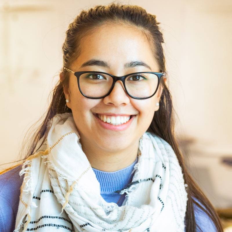 Portrait of Nakita Byrne-Mamahit
