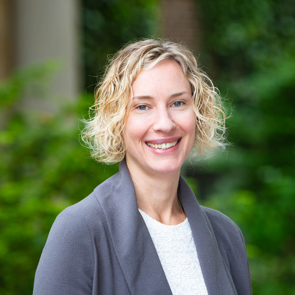Portrait of Dr. Noella Gray