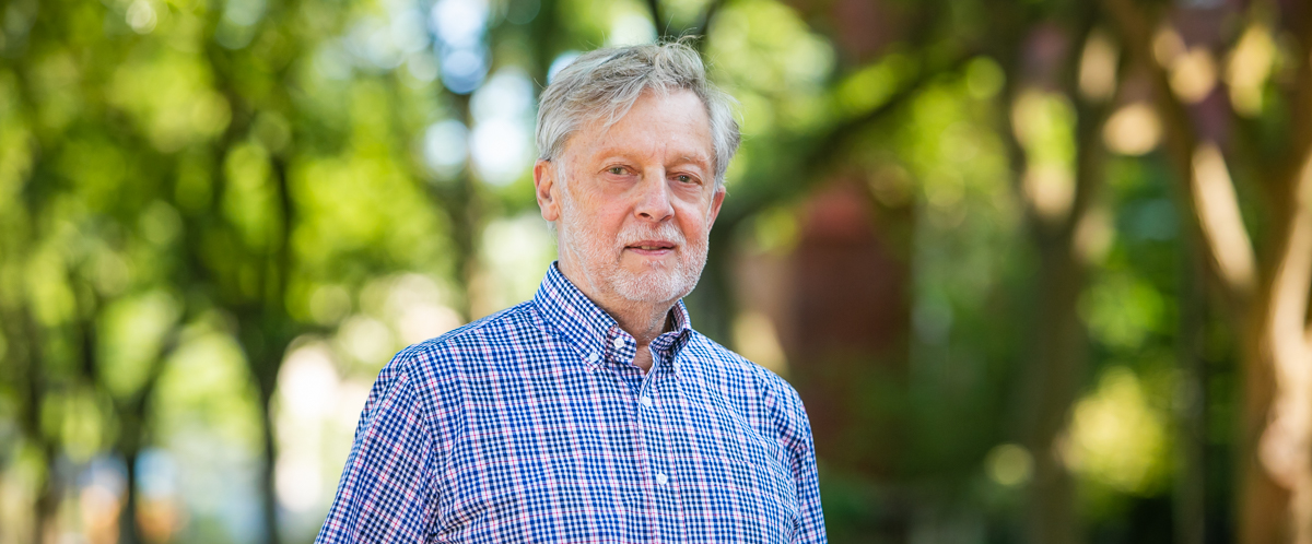 University of Guelph Professor Paul Voroney, Environmental Sciences