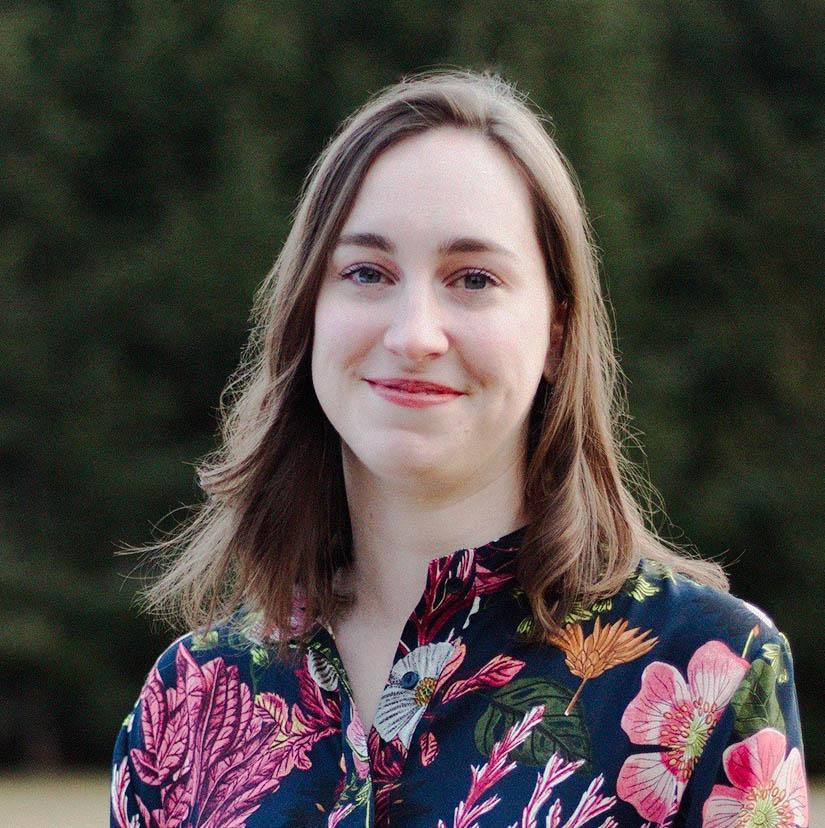 Portrait of Rebecca Gordon