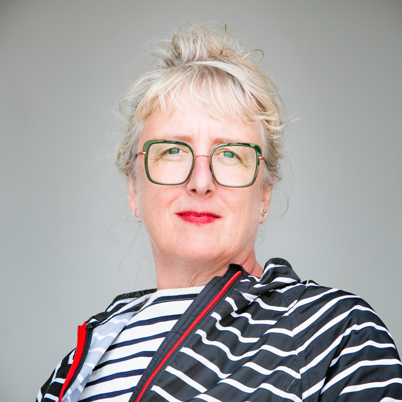 University of Guelph School of Fine Arts & Music Professor Sandra Rechico