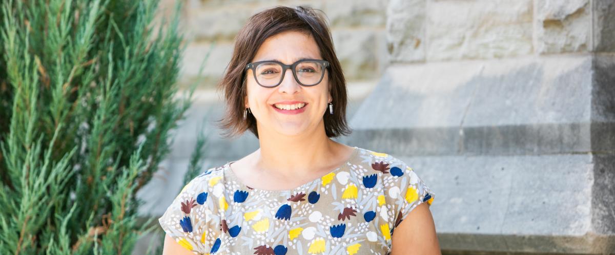 University of Guelph History Professor Tara Abraham