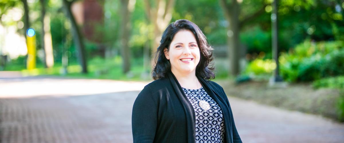 University of Guelph Population Medicine Professor Andria Jones-Bitton
