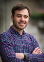 Portrait of professor Joshua Nasielski