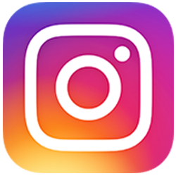 Logo for Instagram - link to U of G Grad Studies account