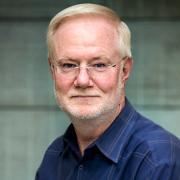 Portrait of professor Ron Stansfield