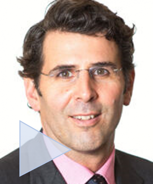 Ben Bradshaw, Vice-President, Graduate Studies