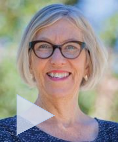 Charlotte Yates, President of the University of Guelph