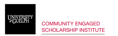 logo of the community engaged scholarship institute