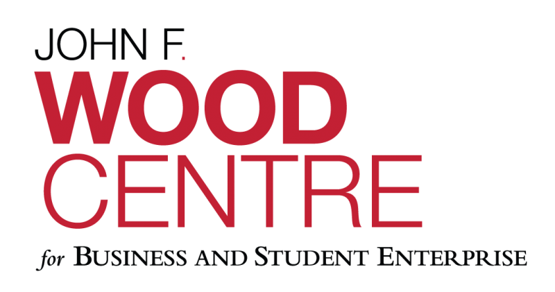 logo of the wood centre for business