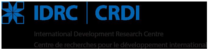 Logo for the International Development Research Centre (IDRC)