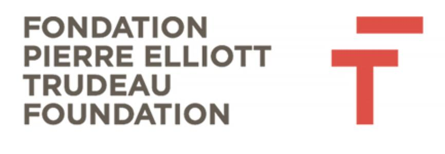 Pierre Elliott Trudeau Foundation Logo