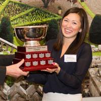 2015 Provincial Winner Meghan Yip