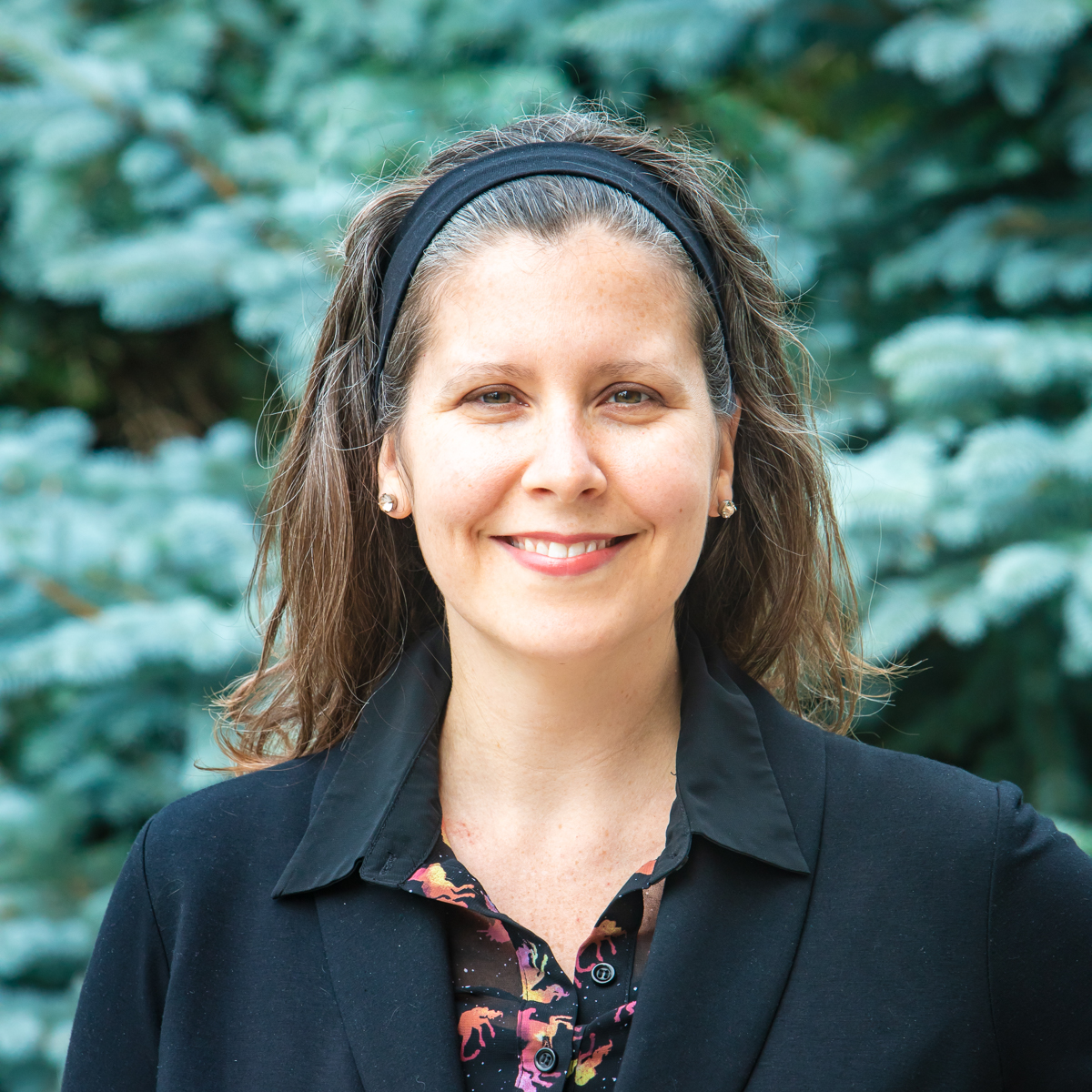 Portrait of Dr. Kate Parizeau
