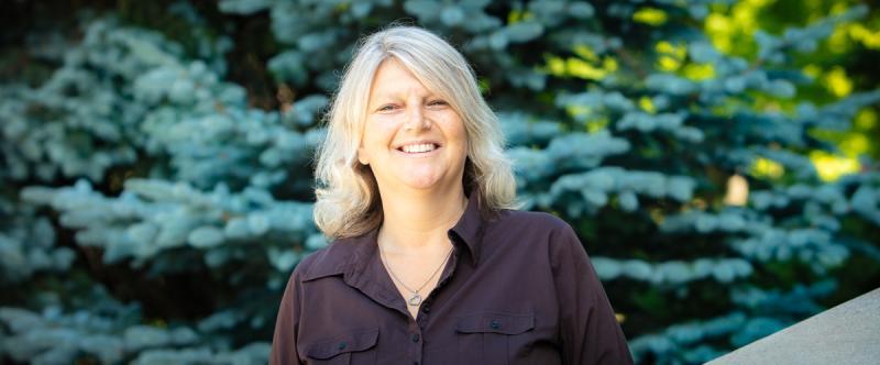 Portrait of Dr. Judith Koenig