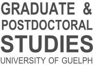 Graduate & Postdoctoral Studies University of Guelph
