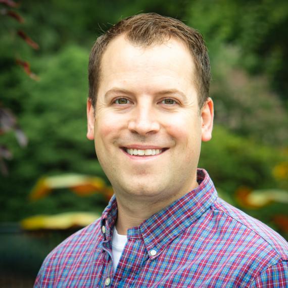 Portrait of Dr. Ben Bohrer