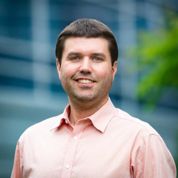 Portrait of Jim Uniacke